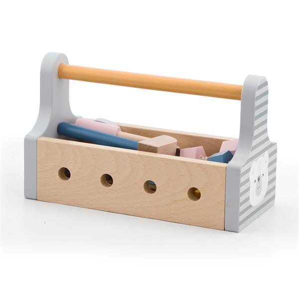 Деревянный игровой набор Viga Toys PolarB Инструменты (44008)