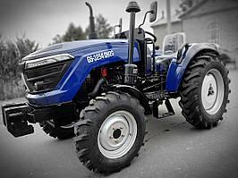 Трактор GS-3254 DH2G, 4х4, 3 цилиндра, полный привод, лучше минитракторов DongFeng, Jinma, Xingtai, Булат, DW