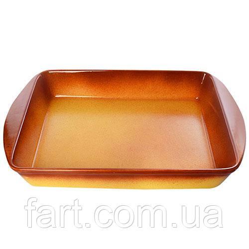 """Форма для запекания керамика """"Ethno Organic"""" 47*29*6.5см"""