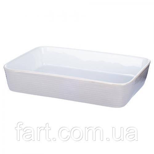 Форма для запекания керамика 34*23.5*6см