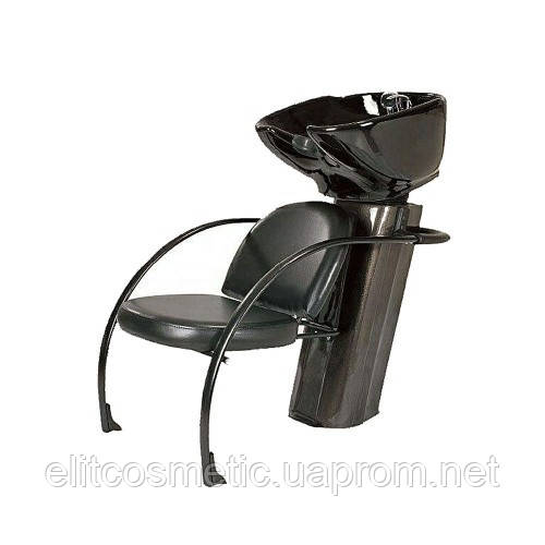 Мойка для салона (керамическая со стулом) 1027