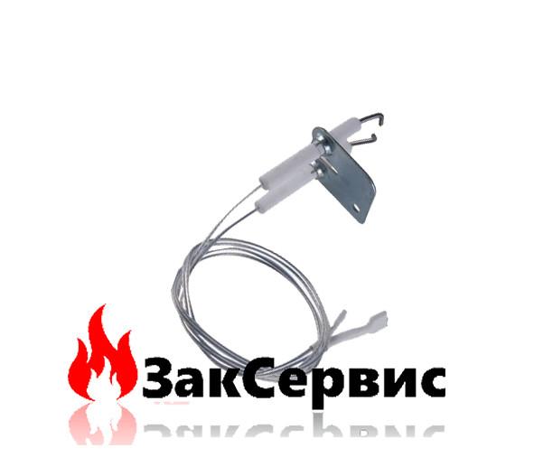 Двойной электрод розжига на котел Ariston, Chaffoteaux  61011572