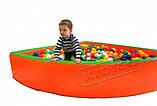 Сухой бассейн KIDIGO™ Угол 1,5 м, фото 4