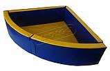 Сухой бассейн KIDIGO™ Угол 1,5 м, фото 5