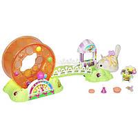 Интерактивная игрушка Кошечка в колесе. Hasbro.