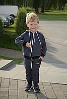 Удобный детский спортивный костюм для мальчика (92-116)