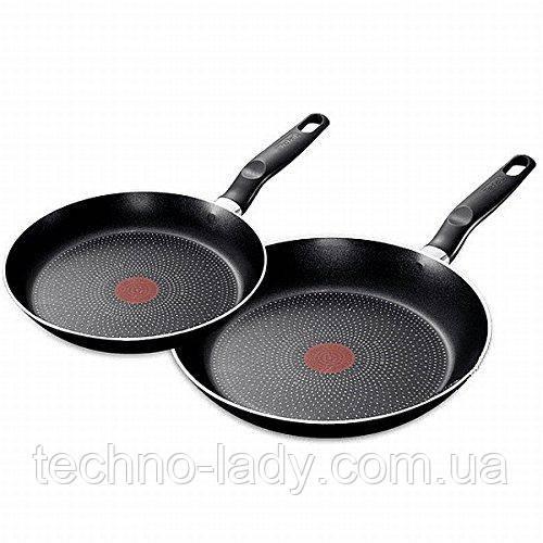 Две сковородки Tefal Just 20см+28см