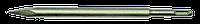 Зубило SDS Plus 14.0х250мм пикообразное круглое