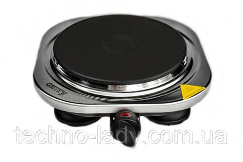 Электрическая плита Camry CR 6510, 1500 вт