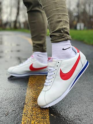 "Кроссовки Nike Classic Cortez ""White"", фото 2"