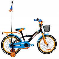 Детский велосипед MONTERIA-18079 3+