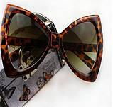 Большие ретро-очки Бабочки или Банты (цвета), фото 2
