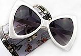 Большие ретро-очки Бабочки или Банты (цвета), фото 3