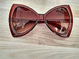 Большие ретро-очки Бабочки или Банты (цвета), фото 5
