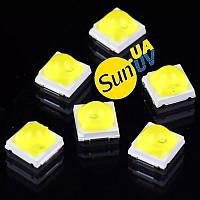 Светодиоды уф лед UV LED диоды діоди Sun 1 2 3 4 5 6 7 8 9 C S X SUNUV світлодіоди SMD 5054 365-395nm