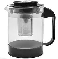 Заварник склянний TEA POT 1л (6211-S)