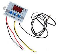 Терморегулятор W3002 12В/220В регулятор температуры инкубатор теплица