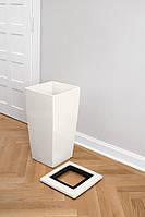 Подставка для вазона Cubico 40 Белый