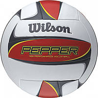 Мяч волейбольный Wilson PEPPER VB RED BULK (WTH5109XB)