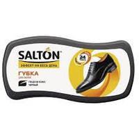 Губка волна Salton для обуви (черная)