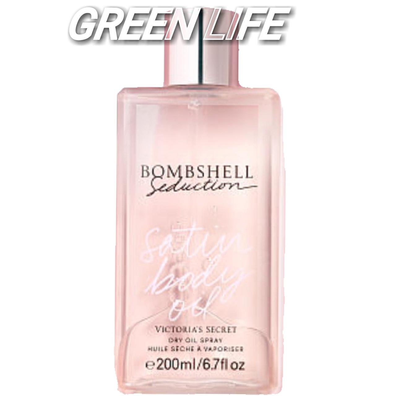 Сухой масляный парфюмированный спрей  для тела BOMBSHELL CEDUCTION BODY OIL Victoria's Secret