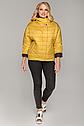 Демисезонная короткая женская куртка Нонна, размеры 48- 56, фото 2