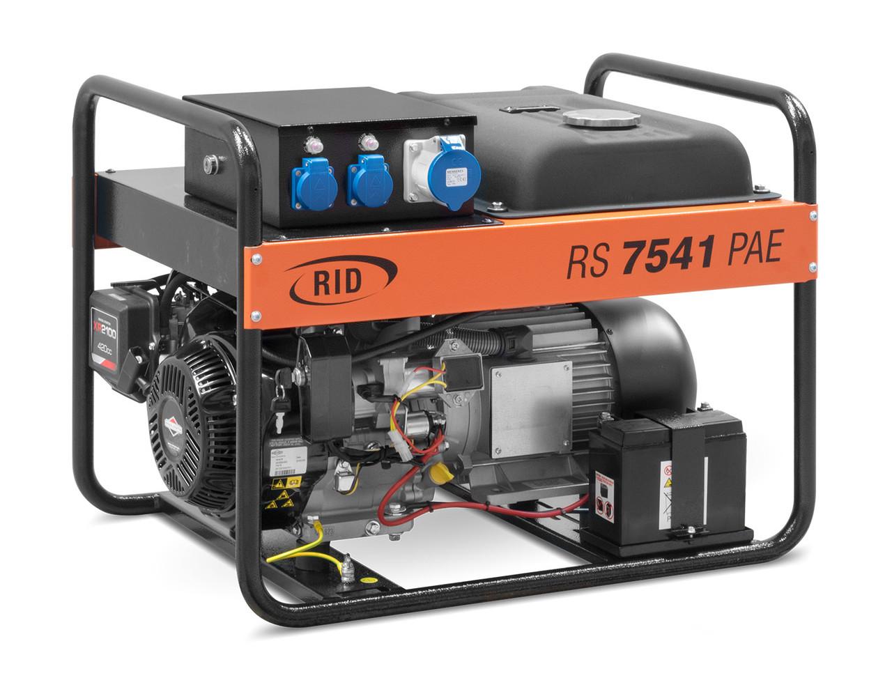 RID RS 7541 PAE