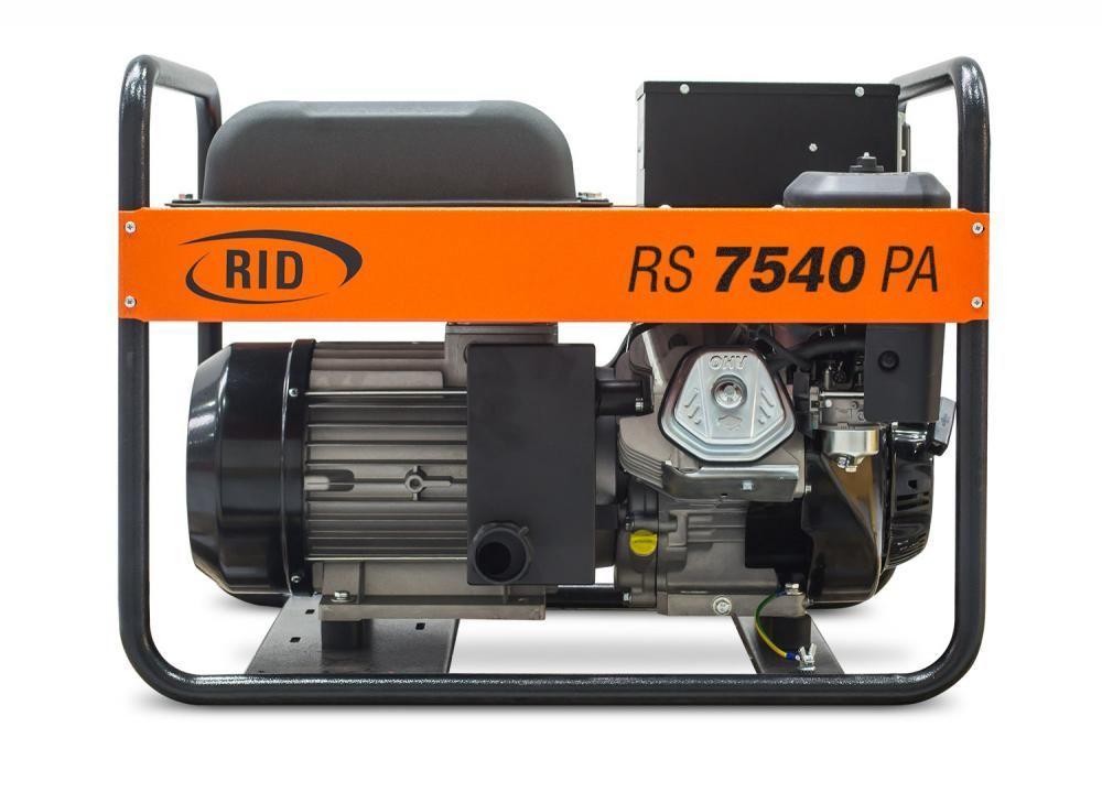 RID RS 7540 PA (5.2 кВт)