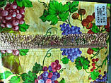 Скатерть-клеенка на кухонный стол из пвх 110-140, фото 5