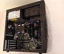 Mini-Tower / Intel Xeon E3-1225 v5 (4 ядра по 3.3 - 3.7 GHz) / 8 GB DDR4 / 250 GB HDD / 300W, фото 3