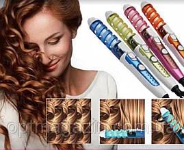 Плойка спіральна для волосся NOVA NHC-5311