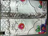 Скатертина-клейонка на кухонний стіл з пвх 110-140, фото 9
