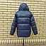Короткая модная зимняя куртка с капюшоном, фото 2