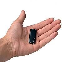 Мини диктофон с активацией голосом Savetek R01, 8 Гб, Mp3, VOX, 8 часов записи