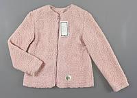 {есть:116,128,134,140} Куртка овечка для девочек.  Артикул: KD0818 [128]