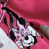 Теплый спортивный костюм на девочку с начесом  399. Размер  110 см, фото 2