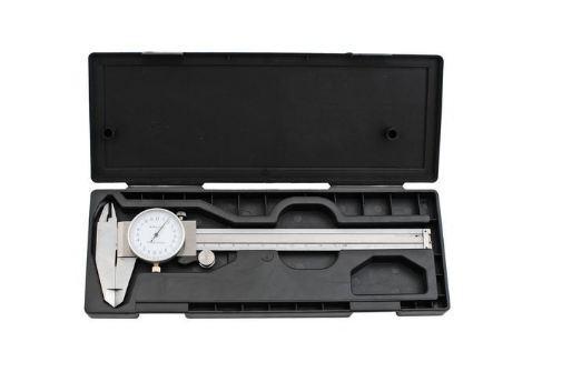 Штангенциркуль цифровой 150 мм INTERTOOL MT-3005