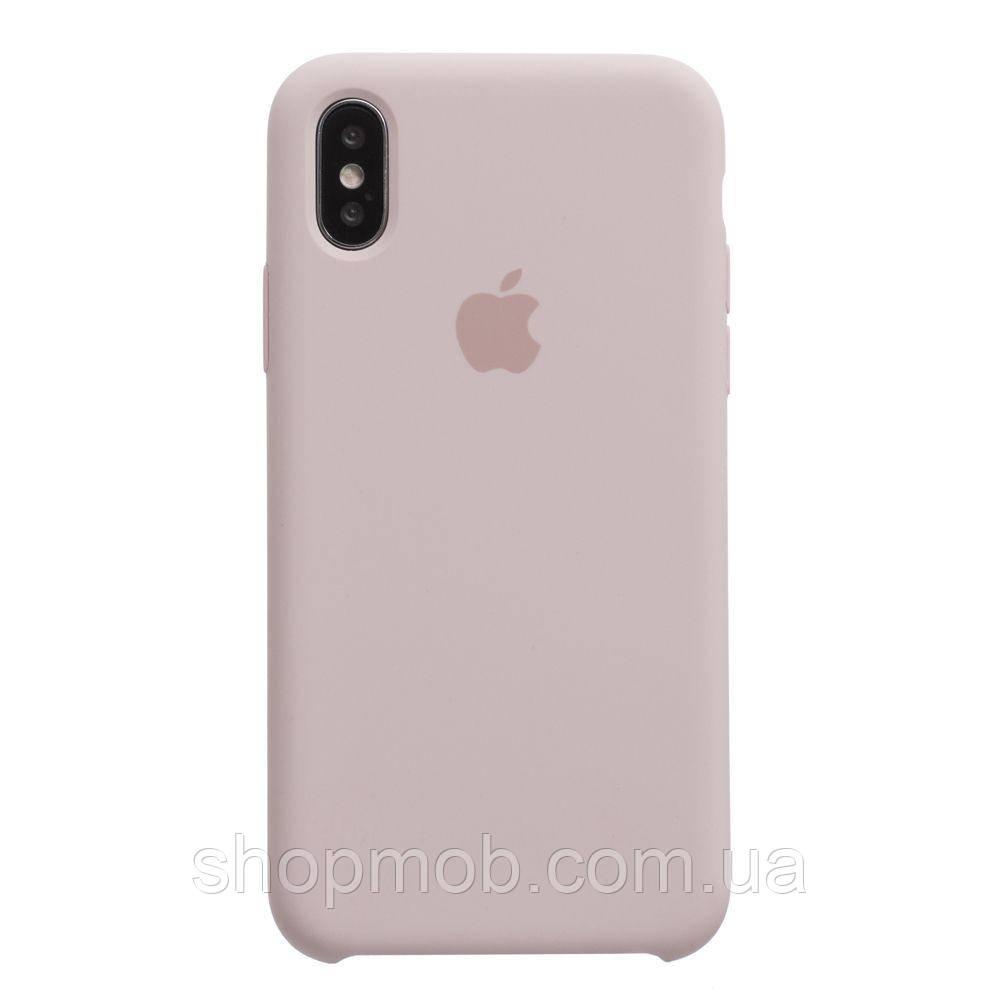 Чохол Iphone Original X Колір Pink Sand