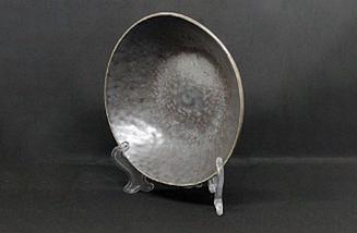 Салатник OLens Космос JM-1536-В 17,5х5 см серый, фото 3
