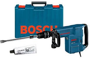 Відбійний молоток Bosch GSH 11 E + зубило + валіза (0611316708)
