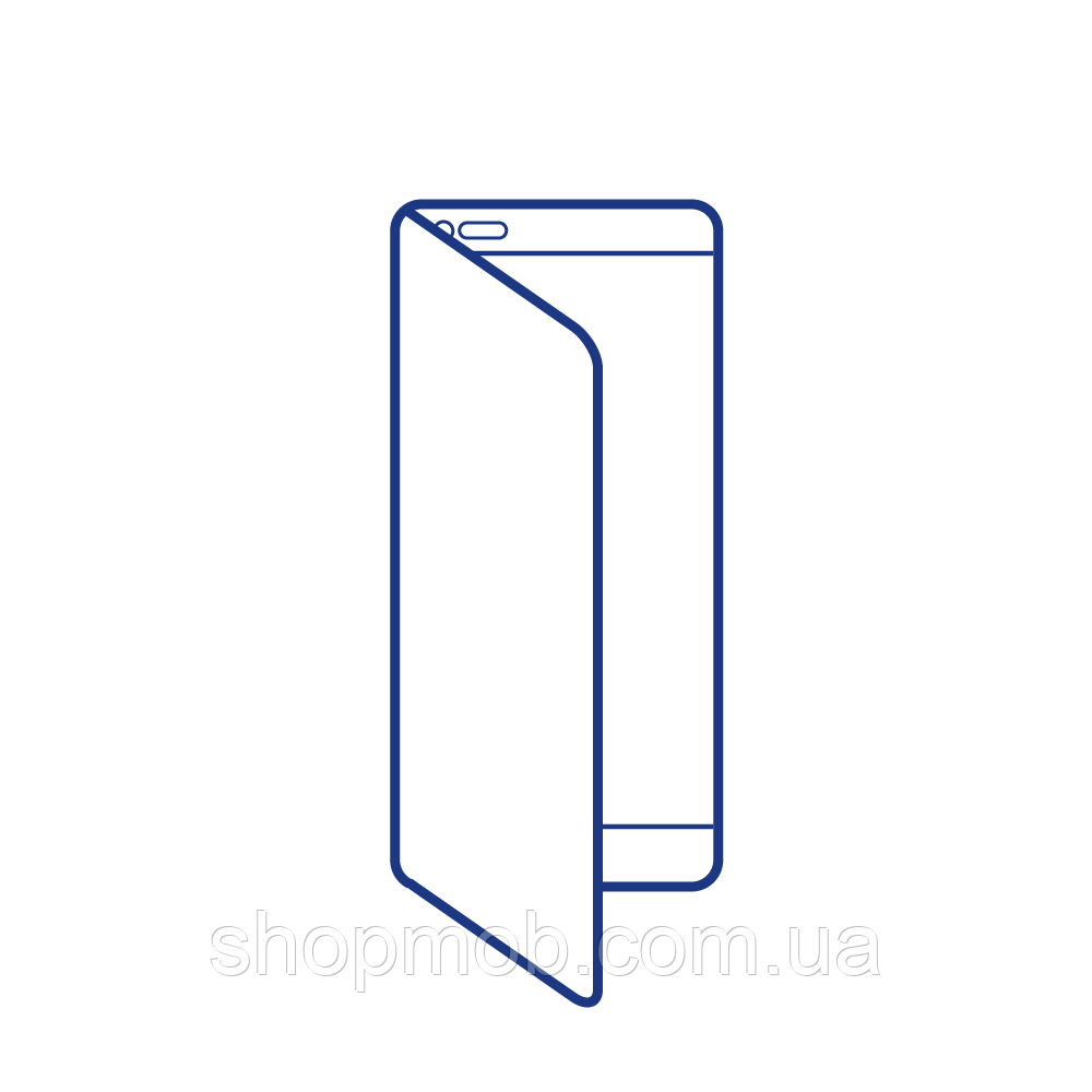 Чехол Original Iphone 7G / 8G / SE2020 Цвет Azure