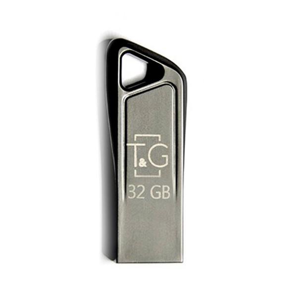 Флеш память 32 GB T&G 114 Metal Series (TG114-32G)