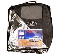 Автомобильные чехлы ВАЗ 21099/2115 LUX Авточехлы на сидения Лада Самара 21099/2115 Lada Samara Nika