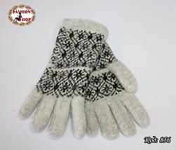 Женские шерстяные перчатки Силестия, фото 2