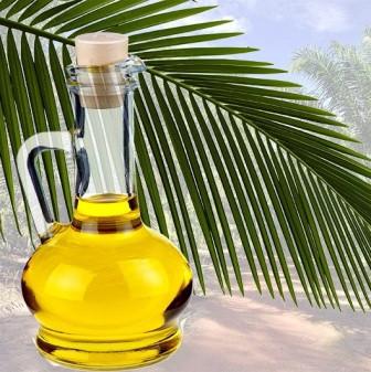 Масло пальмовое твердое, банка 40 г