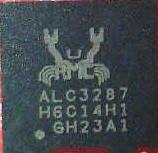 Микросхема alc3287, Realtek