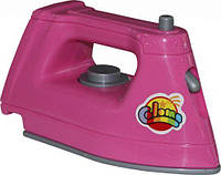Утюг розовый, игрушки для девочек,детская бытовая техника,детская игрушечная бытовая техника,утюг