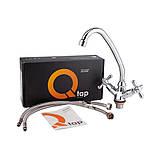 Смеситель для кухни Q-tap Dominox CRM 271F, фото 6
