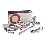 Смеситель для ванны Q-tap Eco CRM 005 New, фото 6