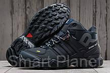 Зимние мужские кроссовки 31211, Adidas 465, темно-синие, < 42 43 44 45 46 > р. 42-27,0см., фото 3